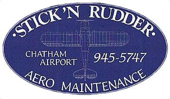 Stick'n Rudder Aero Maintenance Logo